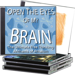 Atheist Music - Open the Eyes of my Brain