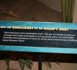 dinosaurs ark
